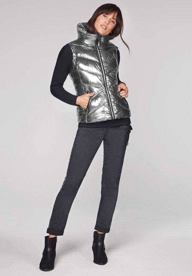Waistcoat - silver