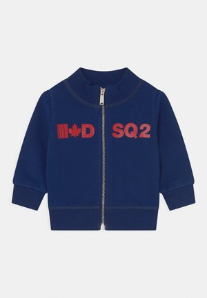 UNISEX - Sweater met rits - blue