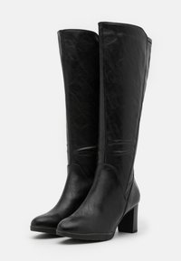 Marco Tozzi - Botas - black antic - 2