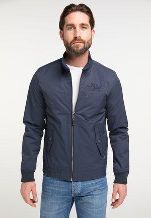 Summer jacket - deep navy