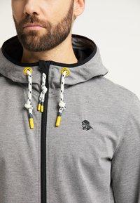 Schmuddelwedda - Outdoor jacket - grau melange - 3