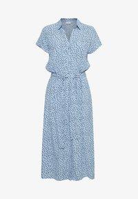 Saint Tropez - Abito a camicia - cashmere blue dot - 5
