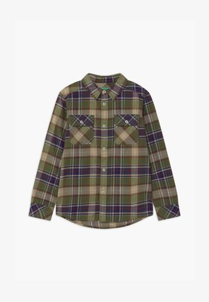 FOREST FRIENDS - Camisa - green/dark blue