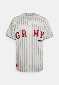 Grimey - THE LOOT EL BOTIN BASEBALL UNISEX  - Košile - white - 0