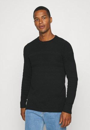 ONSBACE CREW - Jumper - black