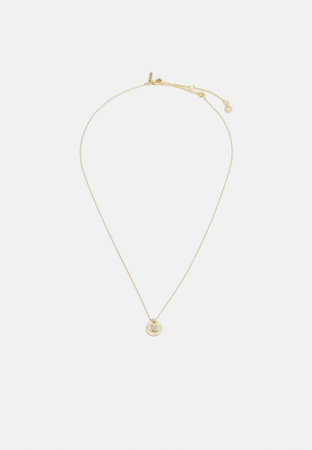 NECKLACE CHERISHED - Smykke - gold-coloured
