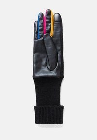 Desigual - GLOVES_FUN - Handsker - black - 1
