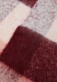 Even&Odd - Scarf - light pink/bordeaux