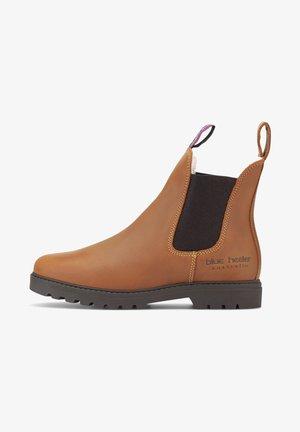 SYDNEY - Winter boots - mittelbraun