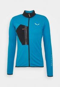 PEDROC - Fleece jacket - cloisonne blue