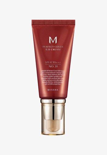 M Perfect Cover BB Cream SPF42/PA+++ 50ML - BB cream - 31 golden beige