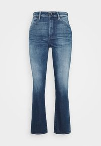 G-Star - CODAM HIGH KICK FLARE 7\8 WMN - Flared Jeans - faded cobalt - 3