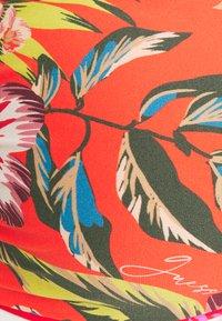 Guess - REVERSIBLE BAND - Bikini top - multi-coloured - 3