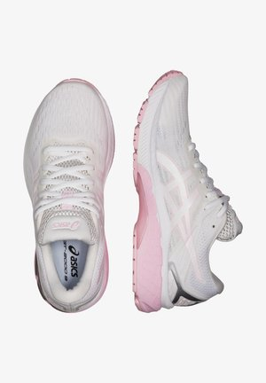 GT-2000 9 - Chaussures de running stables - white/pink salt
