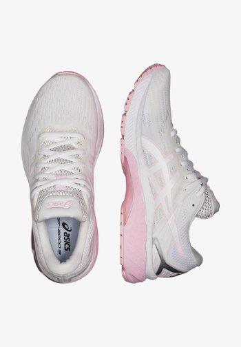 GT-2000 9 - Stabilní běžecké boty - white/pink salt
