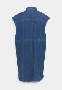 Noisy May - NMALMA DRESS  - Denim dress - medium blue denim - 1