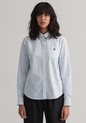 STRIPE OXFORD - Košile - hamptons blue