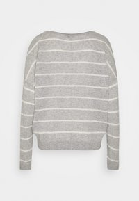 Tommy Hilfiger - Jumper - light grey/ecru - 1