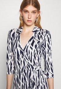 Diane von Furstenberg - ABIGAIL - Maxi dress - navy - 3