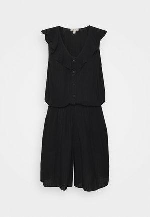 PLAYSUIT - Jumpsuit - black