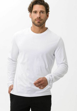 STYLE TIMON - Long sleeved top - white
