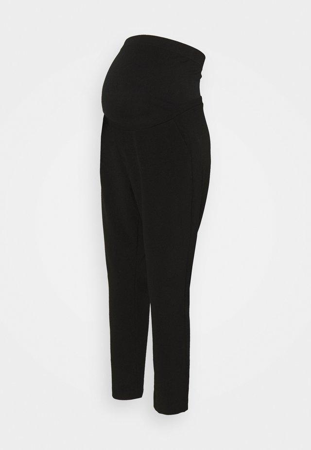 DARIAN - Trousers - black