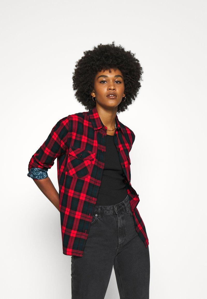 Pepe Jeans - ANAI - Button-down blouse - multi
