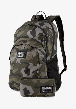 Backpack - forest night-camo aop