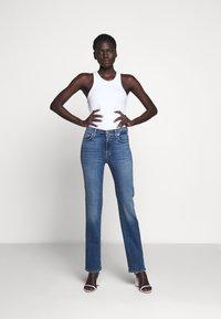 7 for all mankind - Straight leg jeans - light blue - 1