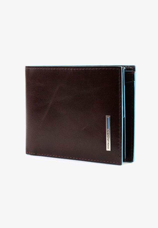Wallet - mogano