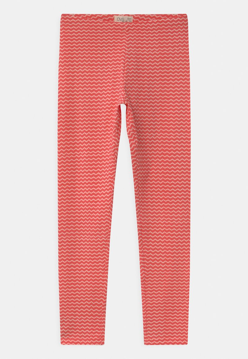 OVS - Leggings - Trousers - georgia peach
