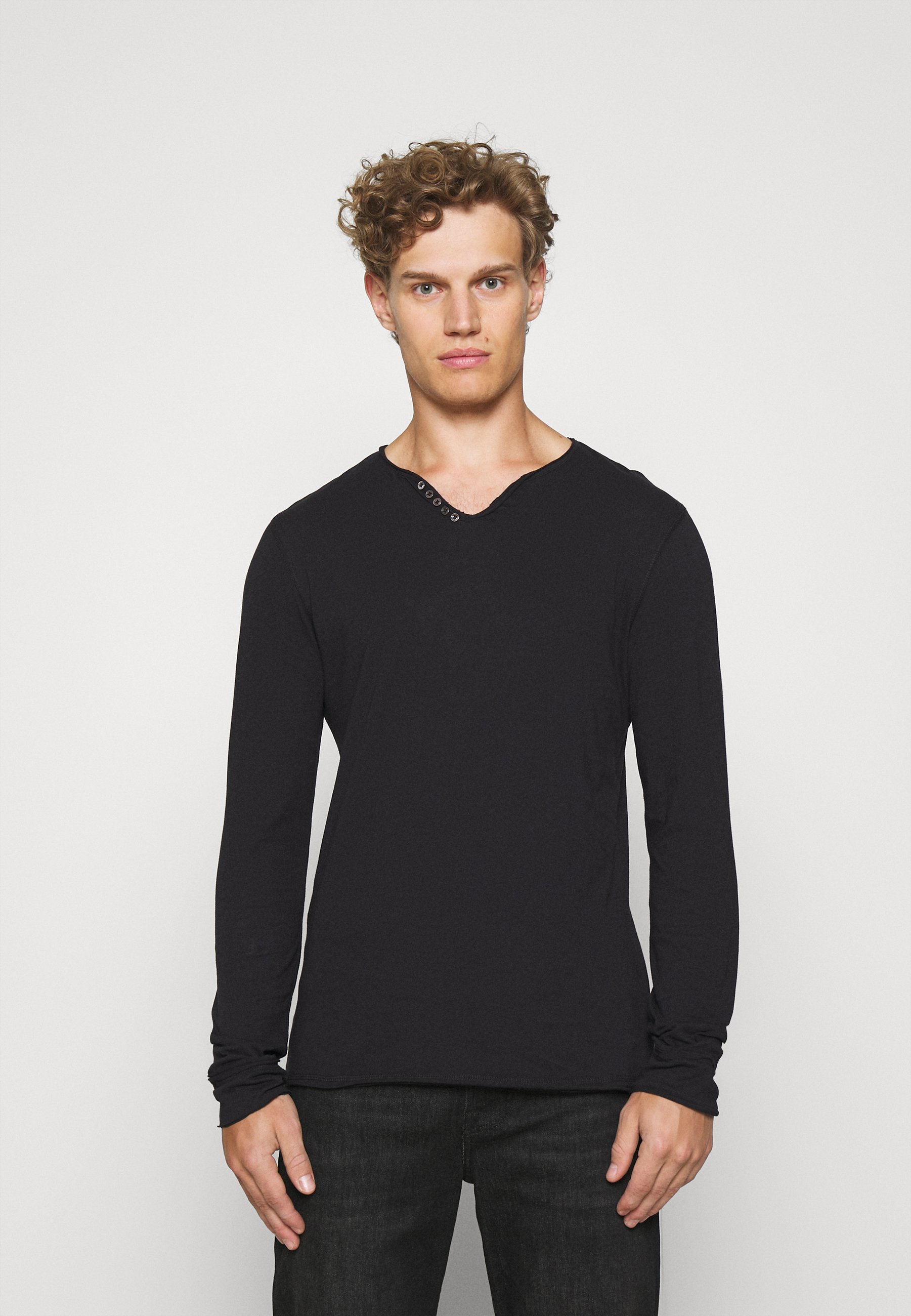 Men MONASTIR - Long sleeved top