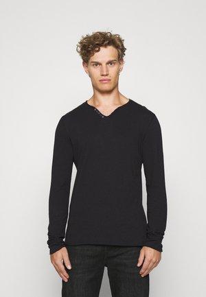 MONASTIR - Long sleeved top - noir