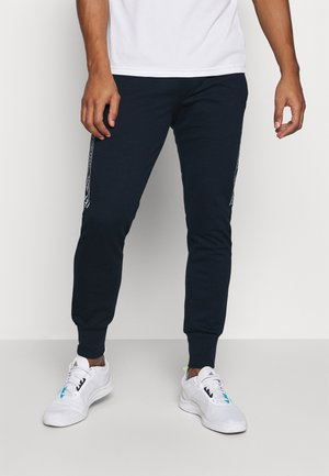 JCOZHALF TAPE  - Tracksuit bottoms - navy blazer