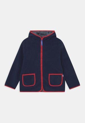 TONTTU UNISEX - Fleece jacket - navy/red