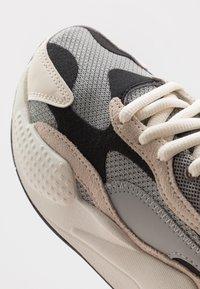 Puma - RS-X UNISEX - Baskets basses - limestone/whisper white - 6