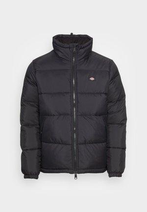 WALDENBURG PUFFER JACKET - Zimní bunda - black