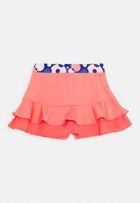 adidas Performance - FRILL SKIRT - Sports skirt - red - 1