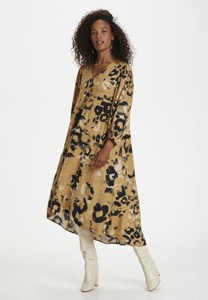 Vestido informal - midnight leopard