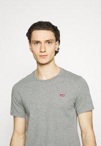 Levi's® - ORIGINAL TEE UNISEX - T-paita - mottled grey - 3