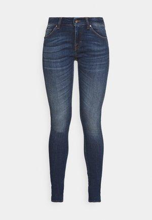 SLIGHT - Jeans Skinny Fit - royal blue