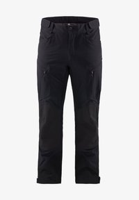 Haglöfs - RUGGED MOUNTAIN PANT - Outdoor trousers - black - 0