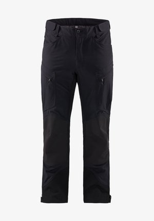 RUGGED MOUNTAIN PANT - Outdoor trousers - black