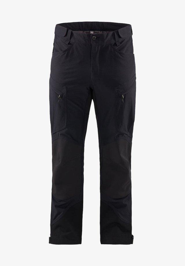 RUGGED MOUNTAIN PANT - Friluftsbyxor - black
