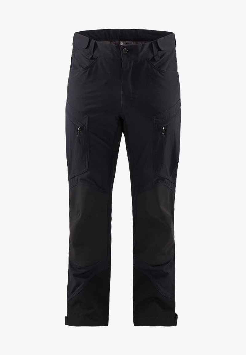 Haglöfs - RUGGED MOUNTAIN PANT - Outdoor trousers - black
