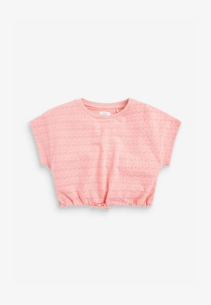 BRODERIE - Blouse - pink