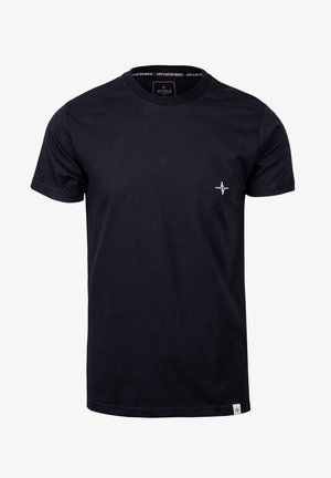 HEARTBEAT - Basic T-shirt - schwarz