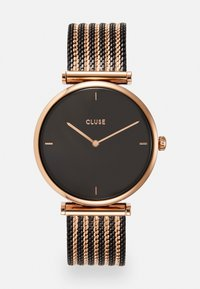 Cluse - TRIOMPHE - Watch - rose gold-coloured/black - 0