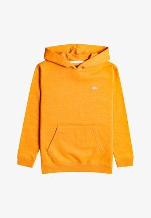 ALL DAY  - Hoodie - dusty orange