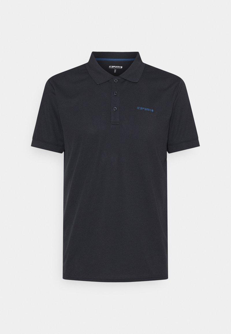 Icepeak - BELLMONT - Polo shirt - dark blue